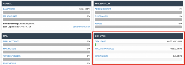 5 Awesome cPanel Features