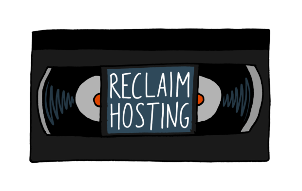 Reclaim Hosting Provides institutions and educators with an easy way to offer their students domains and web hosting that they own and control.